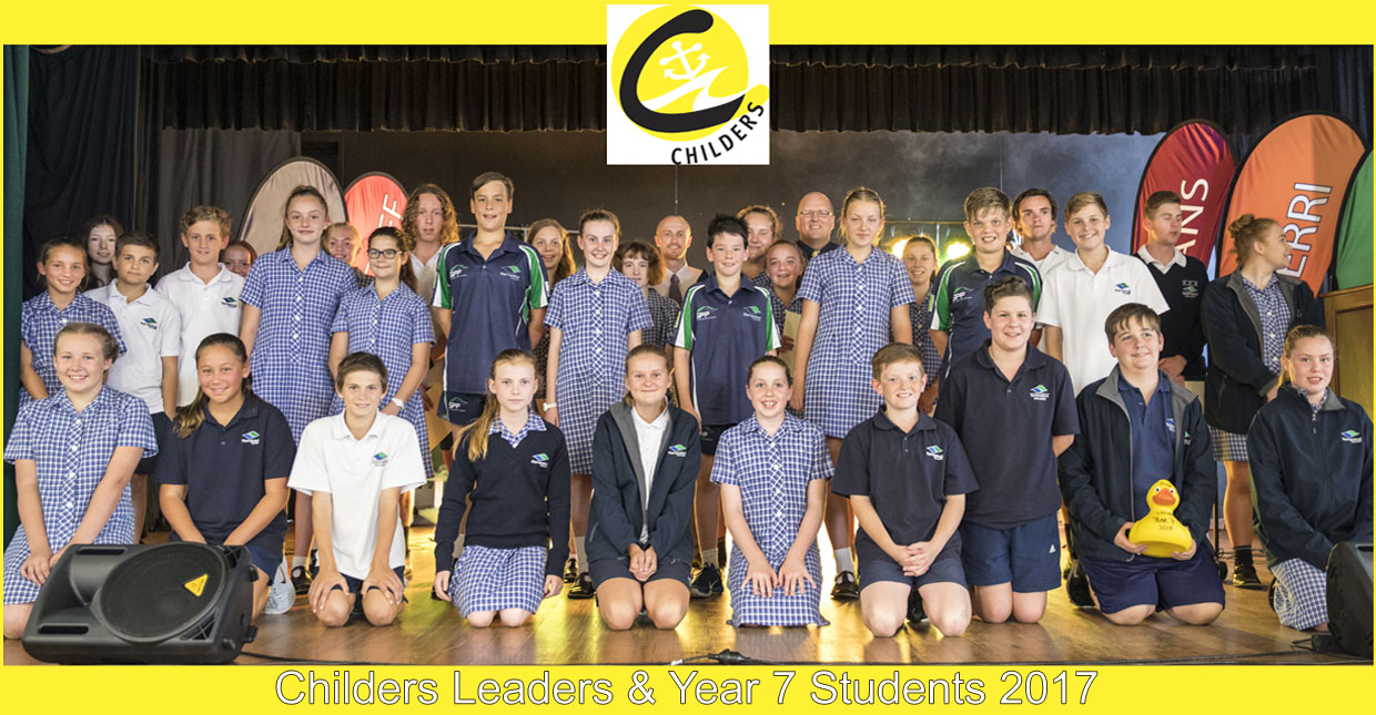 Childers House Student Leaders