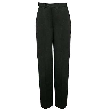 Dark grey Melange School trousers